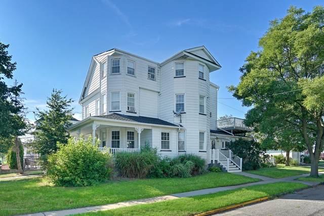 300 8th Avenue E, Belmar, NJ 07719 (MLS #22026466) :: The Sikora Group