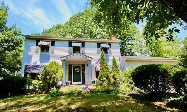 411 Prospect Place, Neptune Township, NJ 07753 (MLS #22026512) :: The Sikora Group