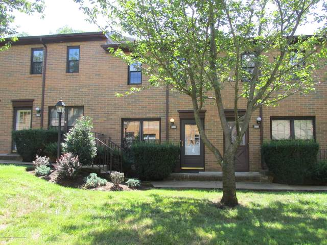 321 Spring Street #20, Red Bank, NJ 07701 (MLS #22026637) :: Provident Legacy Real Estate Services, LLC