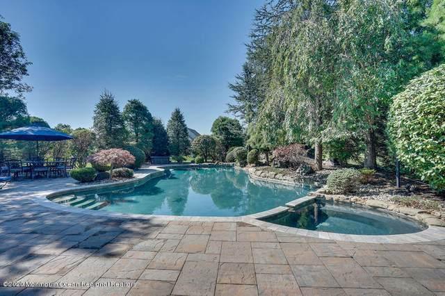 18 Driftwood Lane, Colts Neck, NJ 07722 (MLS #22026825) :: The Dekanski Home Selling Team