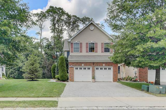 32 Smock Court, Manalapan, NJ 07726 (MLS #22027065) :: The CG Group | RE/MAX Real Estate, LTD