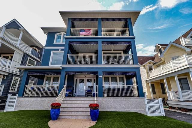 1104 Ocean Avenue, Belmar, NJ 07719 (MLS #22027257) :: The Sikora Group