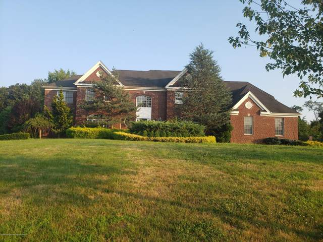 4 Jewel Court, Marlboro, NJ 07746 (MLS #22027312) :: The Premier Group NJ @ Re/Max Central