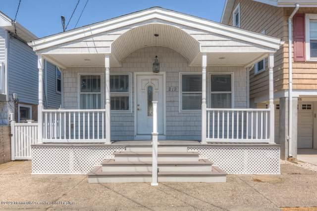 212 Dupont Avenue, Seaside Heights, NJ 08751 (MLS #22027367) :: The Sikora Group