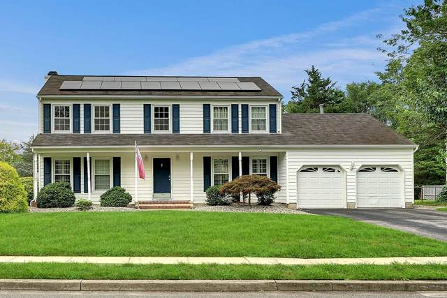 1 Red Cedar Run, Jackson, NJ 08527 (MLS #22027997) :: The Dekanski Home Selling Team
