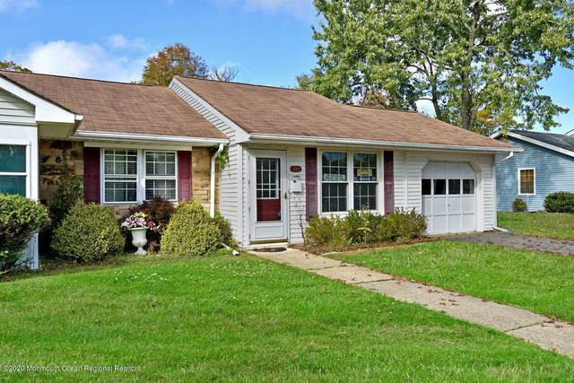 124D Azalea Court, Lakewood, NJ 08701 (MLS #22028689) :: Team Pagano