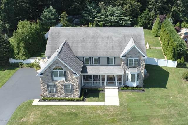 8 Livingston Court, Marlboro, NJ 07746 (MLS #22029231) :: The CG Group | RE/MAX Real Estate, LTD