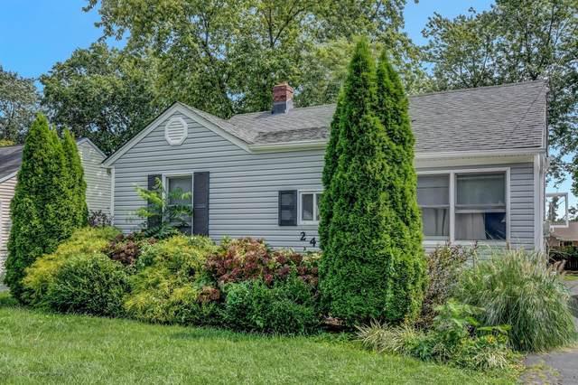 245 W Prospect Avenue, Aberdeen, NJ 07747 (MLS #22029445) :: The Dekanski Home Selling Team