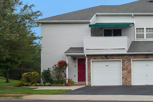 338 Volley Court, Wall, NJ 07719 (MLS #22029692) :: Provident Legacy Real Estate Services, LLC