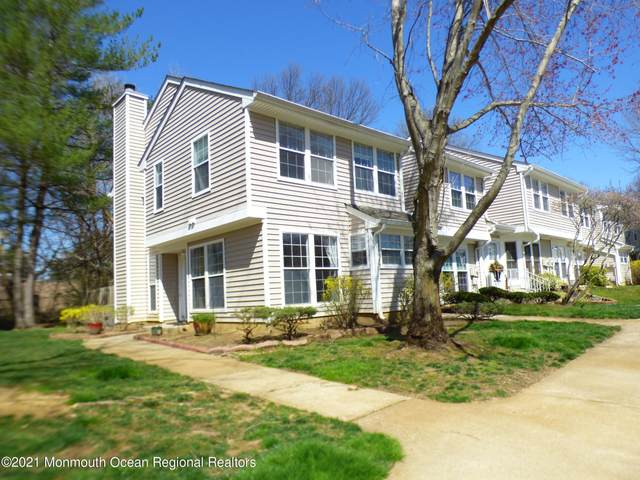 30 Duncan Way, Freehold, NJ 07728 (MLS #22029701) :: The CG Group | RE/MAX Revolution