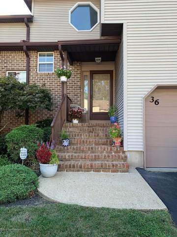36 Atrium Way, Manalapan, NJ 07726 (MLS #22029843) :: Provident Legacy Real Estate Services, LLC