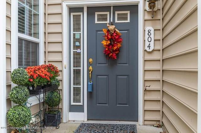 804 Abby Road, Middletown, NJ 07748 (MLS #22029886) :: Team Gio | RE/MAX