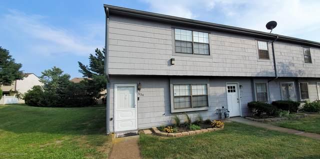 1134 Sawmill Road #151, Brick, NJ 08724 (MLS #22029922) :: Provident Legacy Real Estate Services, LLC
