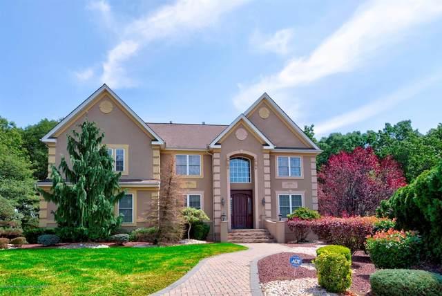 19 Monticello Court, Morganville, NJ 07751 (MLS #22030947) :: William Hagan Group