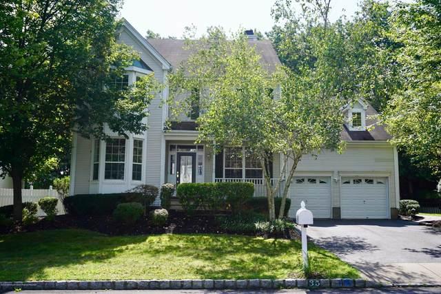 35 Rachael Drive, Morganville, NJ 07751 (MLS #22031029) :: The CG Group | RE/MAX Real Estate, LTD