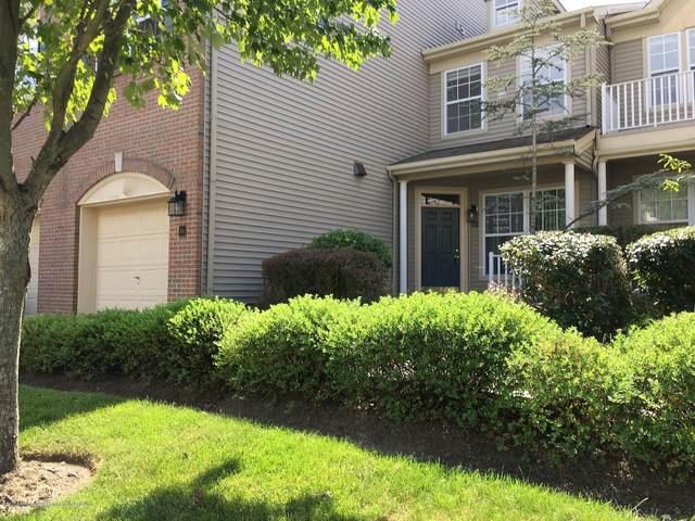 116 Persimmon Lane, Holmdel, NJ 07733 (MLS #22031129) :: The Sikora Group