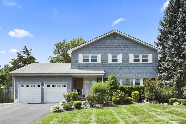 74 Valley Forge Drive, East Brunswick, NJ 08816 (MLS #22031465) :: Provident Legacy Real Estate Services, LLC