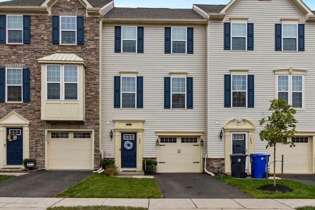 405 Mississippi Street #705, Toms River, NJ 08755 (MLS #22032211) :: The Ventre Team