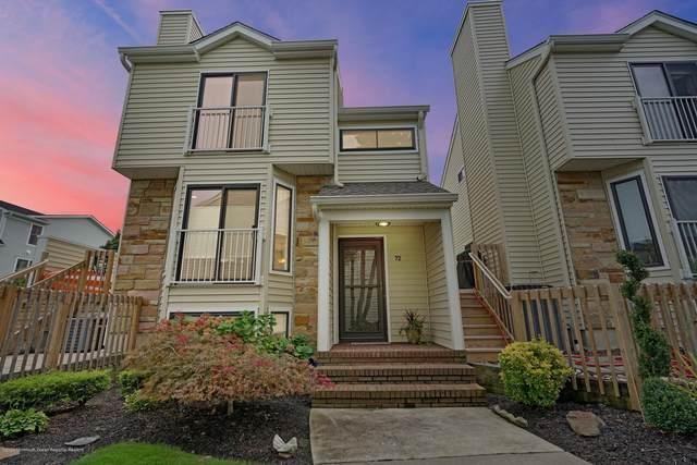 580 Patten Avenue #72, Long Branch, NJ 07740 (MLS #22033132) :: Halo Realty