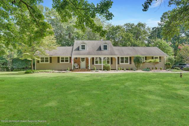 33 Maple Drive, Colts Neck, NJ 07722 (MLS #22033193) :: The Dekanski Home Selling Team