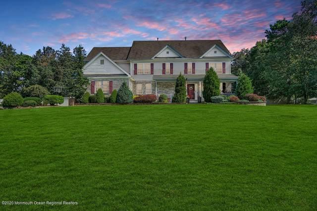 7 Fox Hollow Drive, Jackson, NJ 08527 (MLS #22033481) :: The Sikora Group
