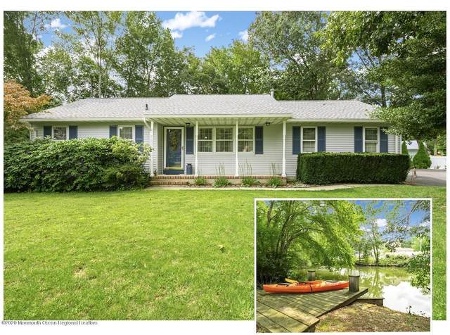 316 Riviera Drive, Forked River, NJ 08731 (MLS #22033548) :: The MEEHAN Group of RE/MAX New Beginnings Realty