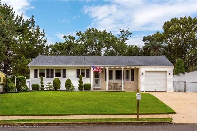 955 Utah Drive, Toms River, NJ 08753 (MLS #22033589) :: The CG Group   RE/MAX Real Estate, LTD