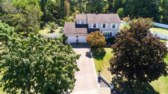 183 Betsy Ross Drive, Freehold, NJ 07728 (MLS #22033843) :: The Premier Group NJ @ Re/Max Central