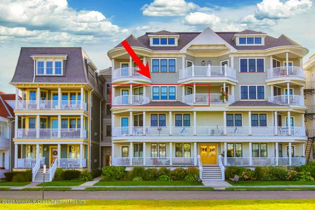 30 Ocean Pathway 3D, Ocean Grove, NJ 07756 (MLS #22034414) :: The Sikora Group