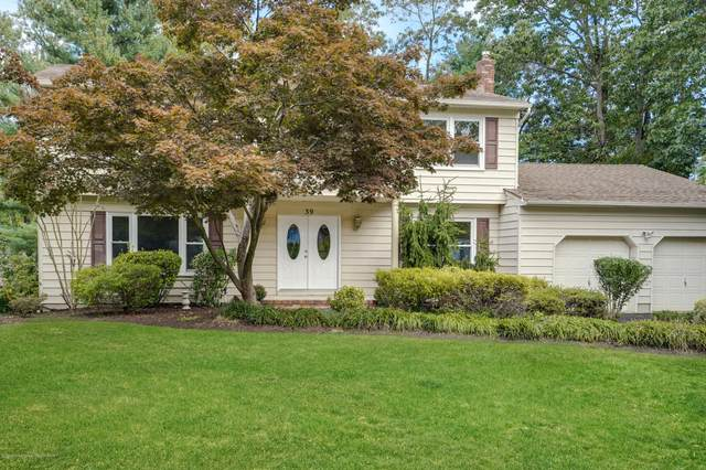 39 Lambert Johnson Drive, Ocean Twp, NJ 07712 (MLS #22035348) :: The Dekanski Home Selling Team