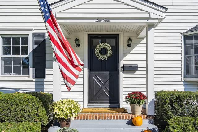210 Pinckney Road, Little Silver, NJ 07739 (MLS #22035417) :: William Hagan Group