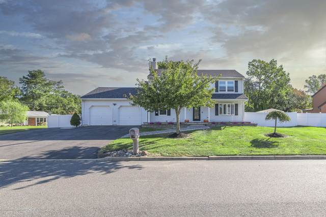 886 Fairview Drive, Toms River, NJ 08753 (#22036054) :: Nexthome Force Realty Partners