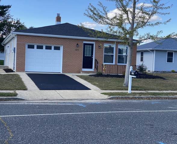 107 Bananier Drive, Toms River, NJ 08757 (MLS #22036454) :: The Sikora Group