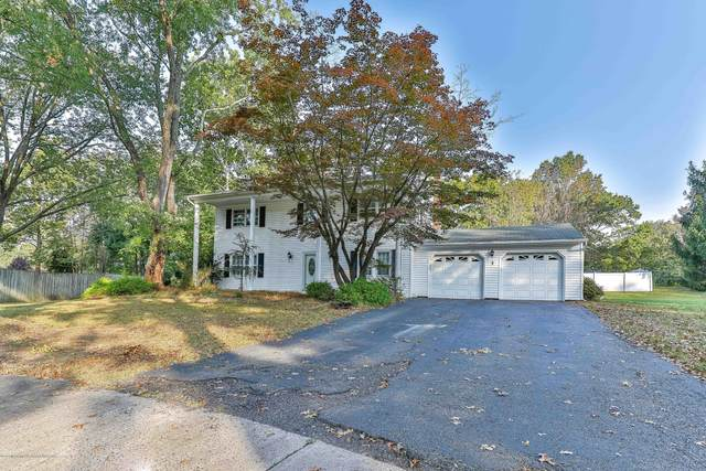 3 Emerson Drive, Morganville, NJ 07751 (MLS #22036502) :: The Sikora Group