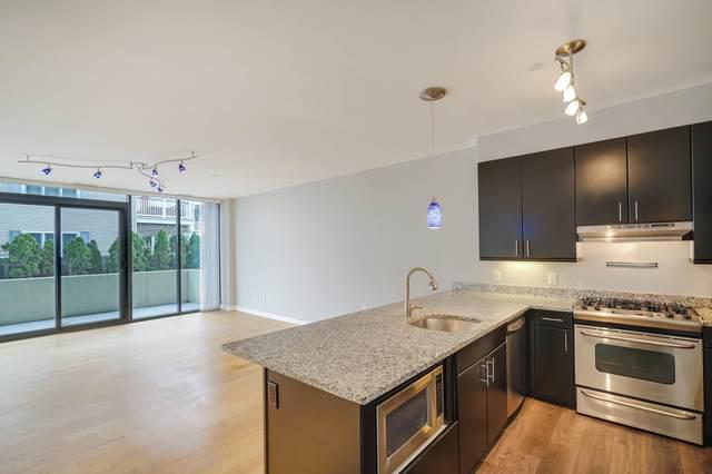 510 Monroe Avenue #104, Asbury Park, NJ 07712 (MLS #22036593) :: The MEEHAN Group of RE/MAX New Beginnings Realty
