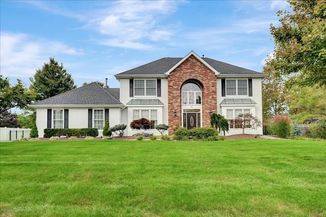 43 Polo Club Drive, Freehold, NJ 07728 (MLS #22036717) :: Kiliszek Real Estate Experts