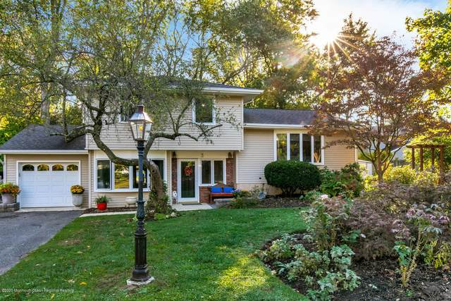 3 Whitman Drive, Red Bank, NJ 07701 (MLS #22037314) :: The Sikora Group