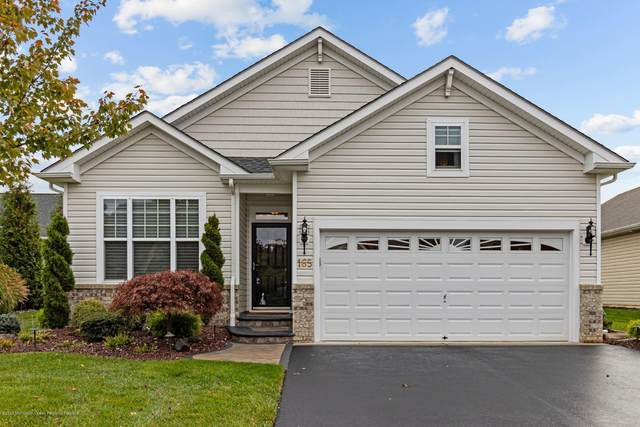 165 Wintergreen Drive, Manalapan, NJ 07726 (MLS #22037815) :: The Streetlight Team at Formula Realty
