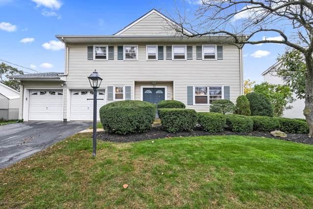 10 Ennis Drive, Hazlet, NJ 07730 (MLS #22037954) :: Kiliszek Real Estate Experts
