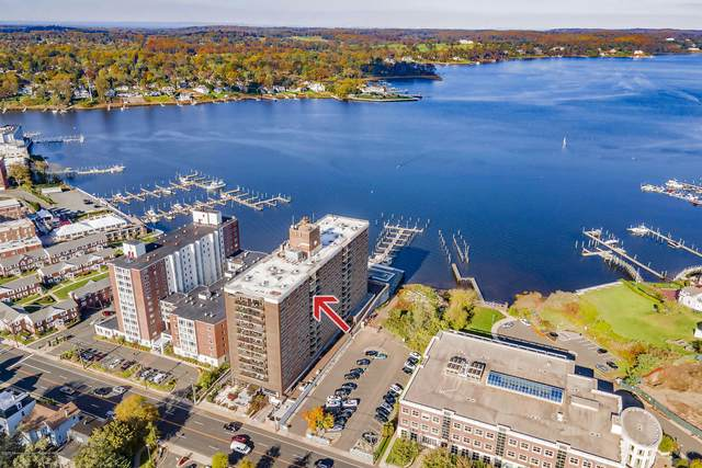 28 Riverside Avenue 10-F, Red Bank, NJ 07701 (MLS #22039268) :: William Hagan Group