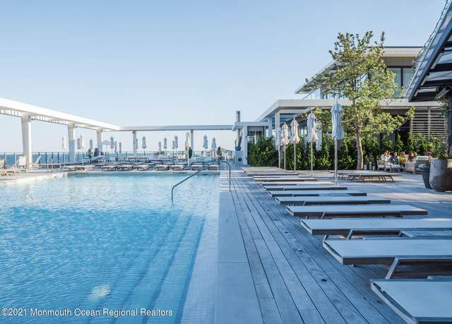 1101 Ocean Avenue Villa B, Asbury Park, NJ 07712 (MLS #22040030) :: The Sikora Group