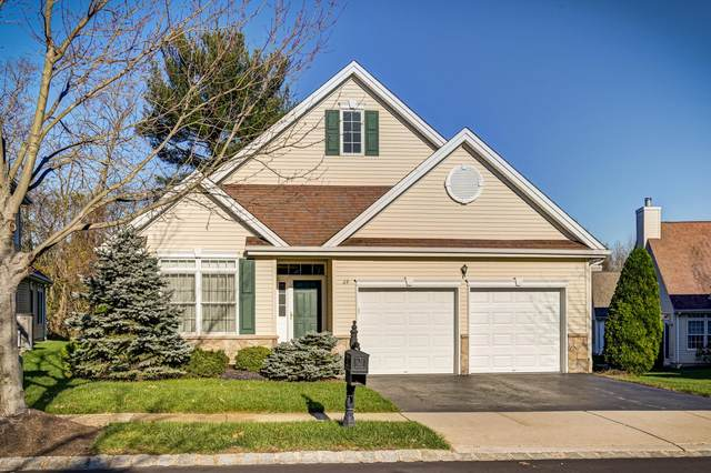 69 Londonberry Drive, Holmdel, NJ 07733 (MLS #22040887) :: Team Pagano