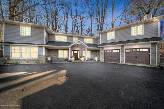 833 Holmdel Road, Holmdel, NJ 07733 (#22040949) :: Nexthome Force Realty Partners