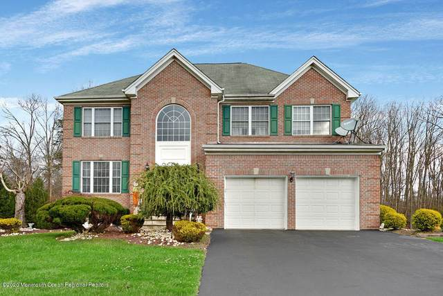 5 Springbrook Drive, Jackson, NJ 08527 (MLS #22041988) :: Provident Legacy Real Estate Services, LLC