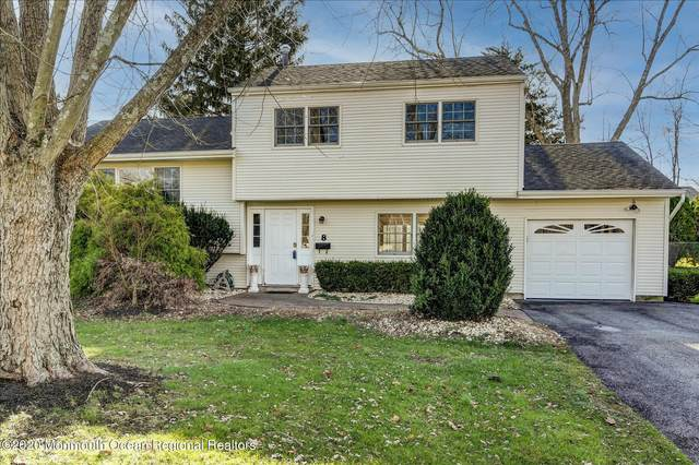 8 Tudor Place, Manalapan, NJ 07726 (MLS #22043097) :: Team Pagano
