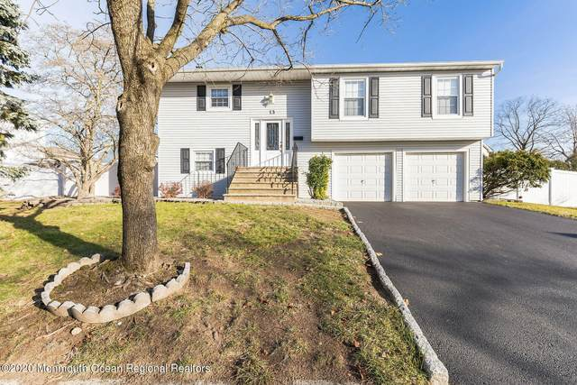 13 Janine Place, Hazlet, NJ 07730 (MLS #22043393) :: The Streetlight Team at Formula Realty