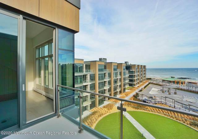 30 Melrose Terrace #612, Long Branch, NJ 07740 (MLS #22043409) :: The CG Group | RE/MAX Revolution