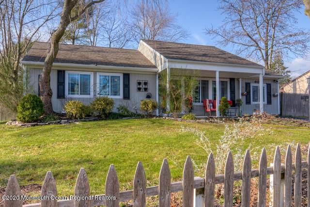 180 Village Drive, Barnegat, NJ 08005 (MLS #22043600) :: Team Pagano