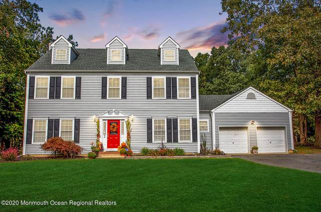 376 Sapphire Drive, Jackson, NJ 08527 (MLS #22043977) :: William Hagan Group