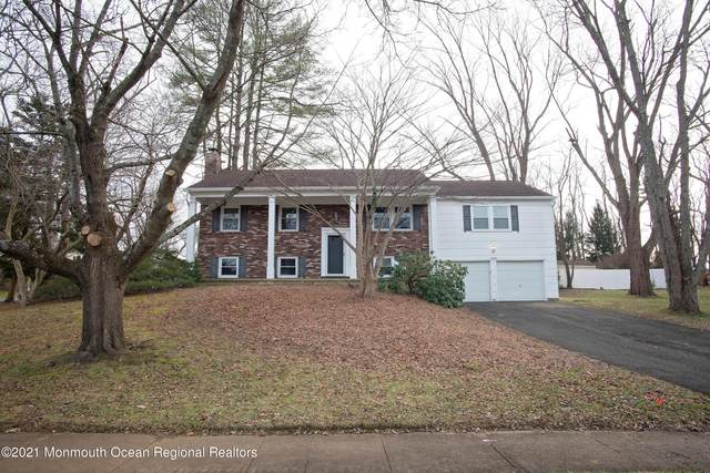 19 Hastings Road, Marlboro, NJ 07746 (MLS #22100155) :: Team Pagano